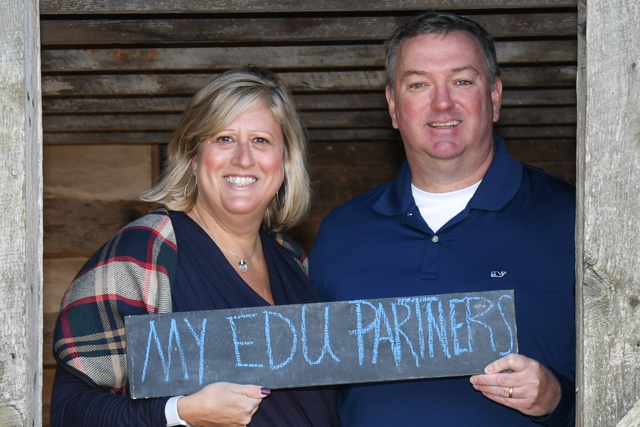 Amber and Rick Harlow, North Carolina Educational Consultants